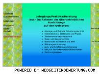 Ranking Webseite dr-massek.de