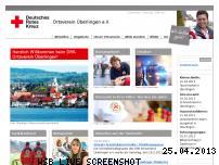 Ranking Webseite drk-ueberlingen.de