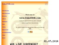 Ranking Webseite duke690r.com