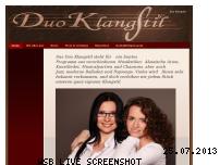 Ranking Webseite duo-klangstil.de