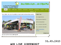 Ranking Webseite e-bike-cafe.de
