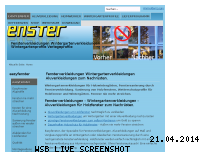 Informationen zur Webseite easyfenster.de