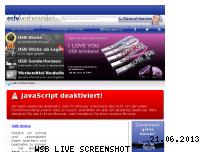 Informationen zur Webseite edv-werbeartikel.de