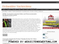 Ranking Webseite eichwalder-nachrichten.de