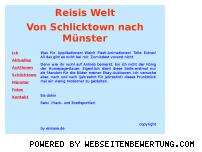 Ranking Webseite eisnase.de