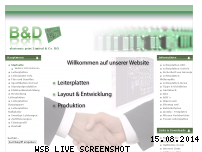 Informationen zur Webseite electronicprint.eu
