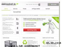 Ranking Webseite elektroschrott.de