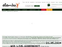 Informationen zur Webseite elembo.de