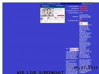 Ranking Webseite elitepartner-de.singelboersen-test.de