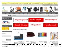 Informationen zur Webseite elmarket.ch