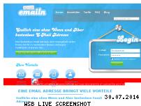 Informationen zur Webseite emailn.de