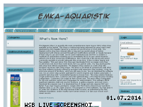 Ranking Webseite emka-aquaristik.de
