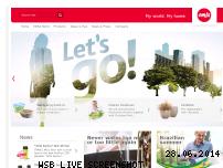 Informationen zur Webseite emsa.de