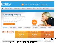 Informationen zur Webseite estugo.de