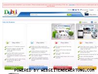 Ranking Webseite eu.dubli.com