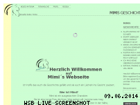 Ranking Webseite eure-mimi-dienstbier.de
