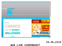 Informationen zur Webseite euro-lotto.eu.com