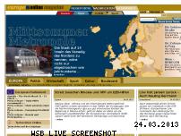 Ranking Webseite europeonline-magazine.eu