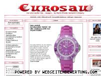 Informationen zur Webseite eurosau.de