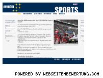 Ranking Webseite eventimsports.de