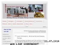 Informationen zur Webseite expert-wintergarten.at