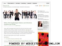 Ranking Webseite faktor-g.de