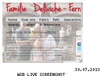 Ranking Webseite familiedelwicheferrari.tk