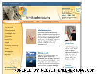 Ranking Webseite familienberatung.gv.at