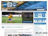 Ranking Webseite fans-at-hertha.de