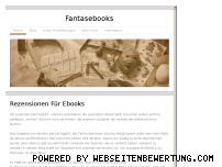 Ranking Webseite fantasebooks.de