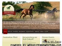 Ranking Webseite faszinationpferd.de