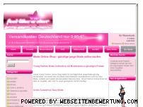Ranking Webseite feel-like-a-star.de