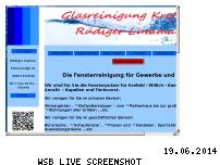 Informationen zur Webseite fensterputzer.info