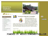 Informationen zur Webseite ferienhaus-solgarden-schweden.de