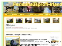 Ranking Webseite ferienhausprofi-irland.de