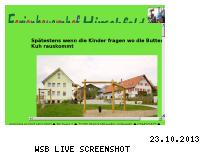 Ranking Webseite ferienhof-hirschfeld.de