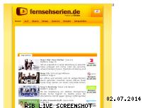 Ranking Webseite fernsehserien.de