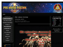 Ranking Webseite festak.de