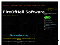 Ranking Webseite fireofhell.at