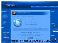 Ranking Webseite firstfish.de