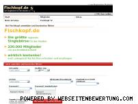 Ranking Webseite fischkopf.de
