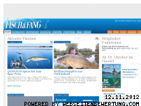 Ranking Webseite fischundfang.de