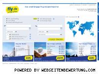 Ranking Webseite fly.de