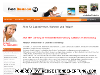 Ranking Webseite fold-business24.de