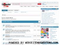 Ranking Webseite forum.computerbild.de