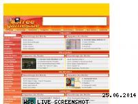 Ranking Webseite freegames.de