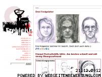 Ranking Webseite freigeist.ws
