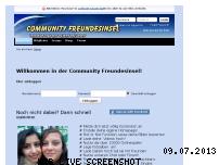 Informationen zur Webseite freundesinsel.de