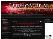 Ranking Webseite fusionofmusic.info