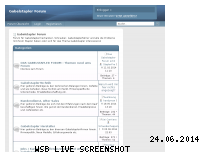 Ranking Webseite gabelstaplerforum.siteboard.eu